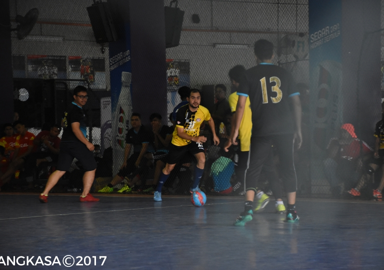 ANGKASA Open Futsal Championship