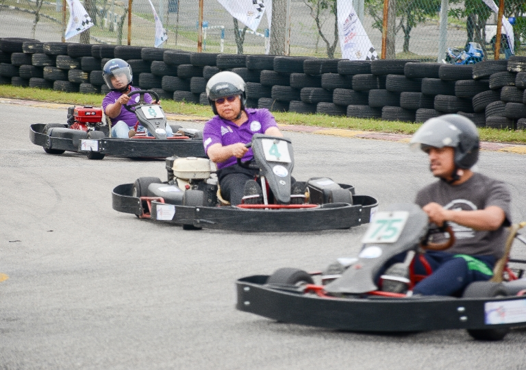 Coop Go-Kart Tournament
