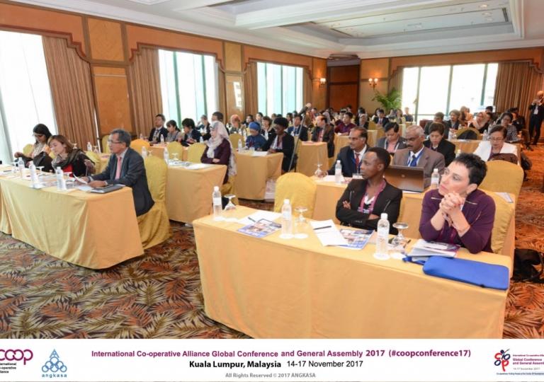 Global Workshop on University/ Campus Cooperatives